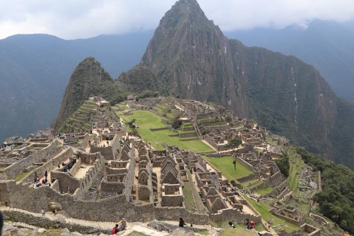 Machu Picchu own